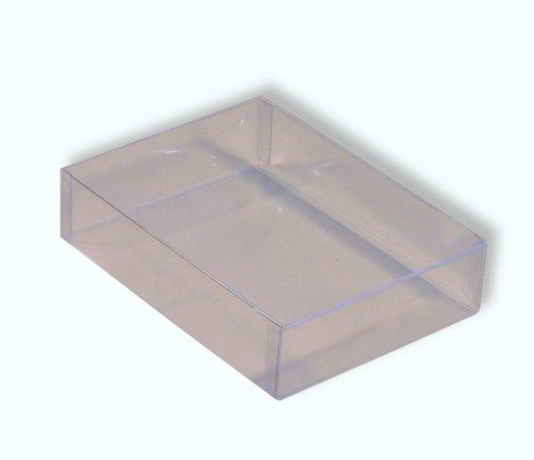 Klarsicht-Deckel-Set, ca.230x180x39 mm, A5