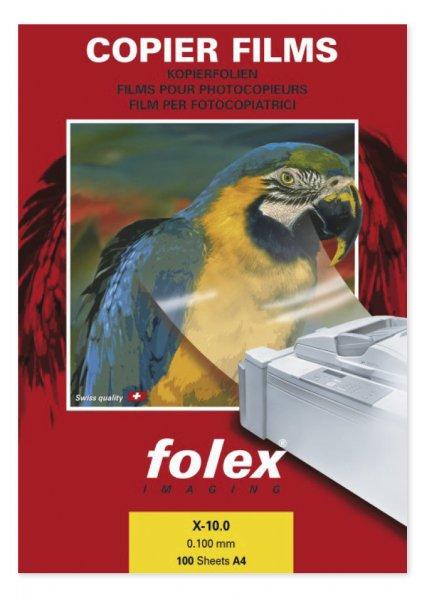 folex Universalfolie A4 (Kop.+Laser) Box 100 Stck.