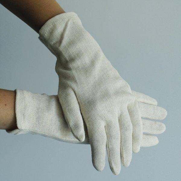 Baumwoll-Schutzhandschuhe, 12 Paar