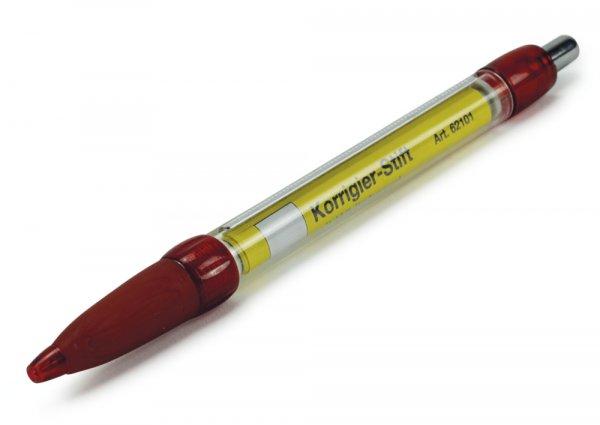 TimeTEX Korrigier-Stift mit Whiteboard, rote Mine