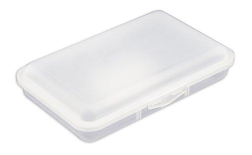 "Kunststoff-Box mit Klickverschluss ""Variabel"", ca. 200x130x40 mm"