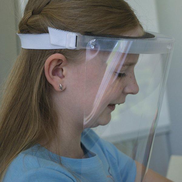 Gesichts-Schutzschild Universal