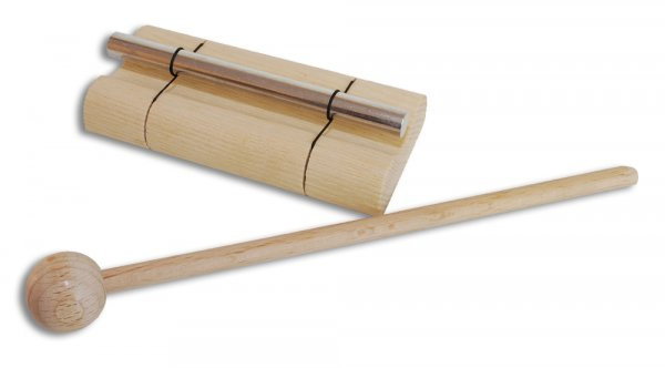 Klanginstrument Klangstab, mittel, Ton A