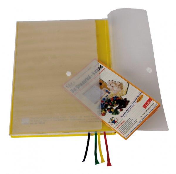 Aufsteck-Tasche für Hefte A4-Plus